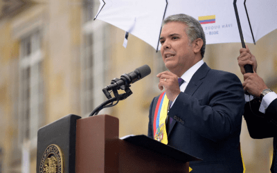 Ivan Duque is Colombia's new president