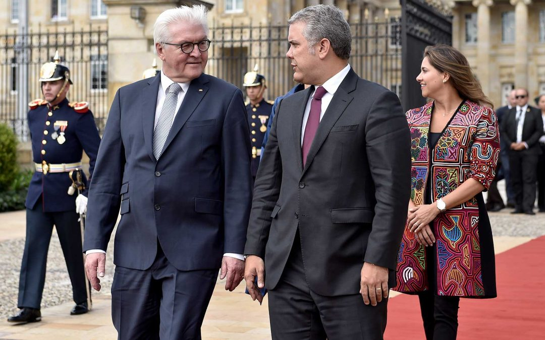 Colombia and Germany Announce Strengthening of Trade Relations and Evaluate Double Taxation Removal