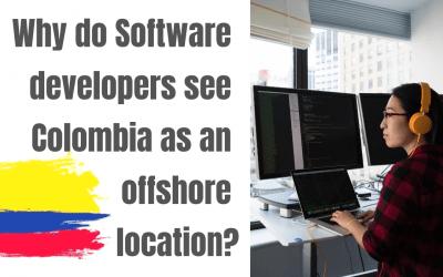 ¿Por qué los desarrolladores de software eligen Colombia como ubicación offshore?