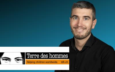 Marc Luna from Terre des hommes Interview