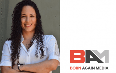 Interview Natalia Buitrago from BAM (Born Again Media)