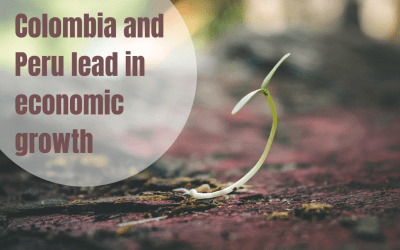 Colombia and Peru the 2 fastest-growing economies in Latin America