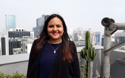 Interview with Pamela Vargas, our new Peru Project Manager