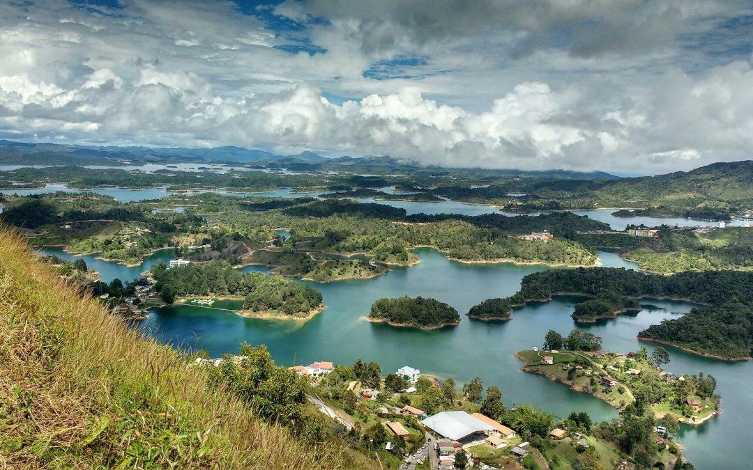 Wasseraufbereitung & Kreislaufwirtschaft: Eine Geschäftsmöglichkeit in Kolumbien