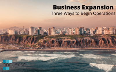 Business Expansion in Peru – Three Ways to Begin Operations